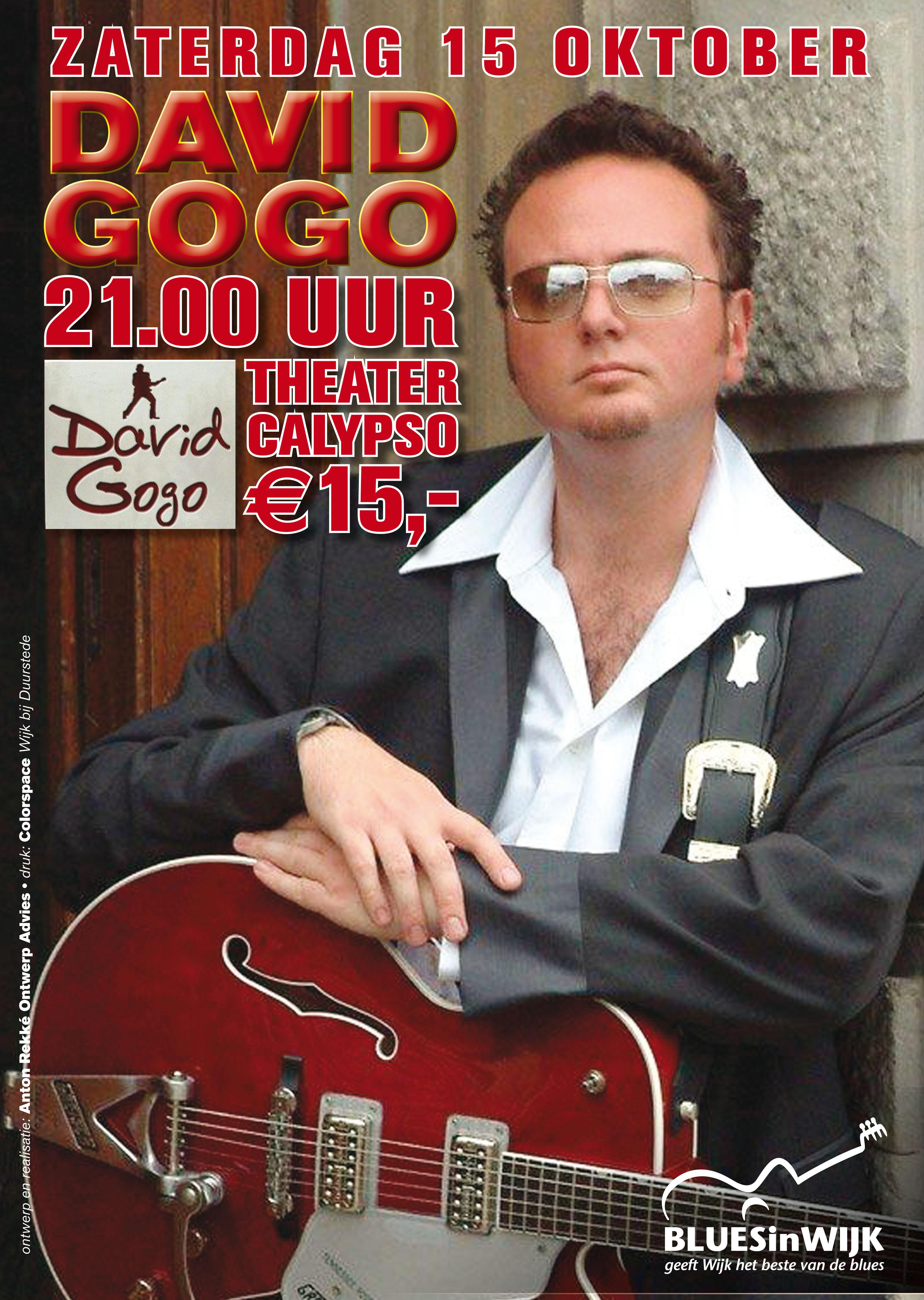 poster Gogo